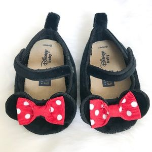 GAP Baby Minnie Mouse Mary Jane 0-3 month